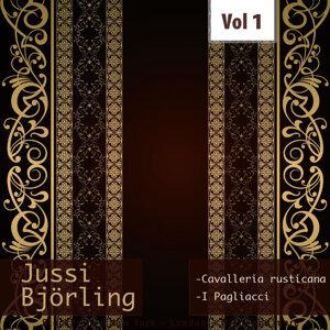Jussi Björling: Live on Stage, Vol. 1