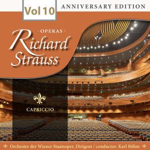 Strauss Operas, Vol. 10 (Live)