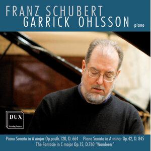 Schubert: Piano Sonatas Nos. 13, 16 & Wanderer Fantasy