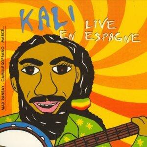 Kali Live en Espagne