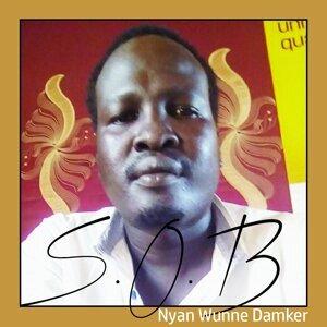 Nyan Wunne Damker