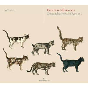 Barsanti: 6 Recorder Sonatas, Op. 1