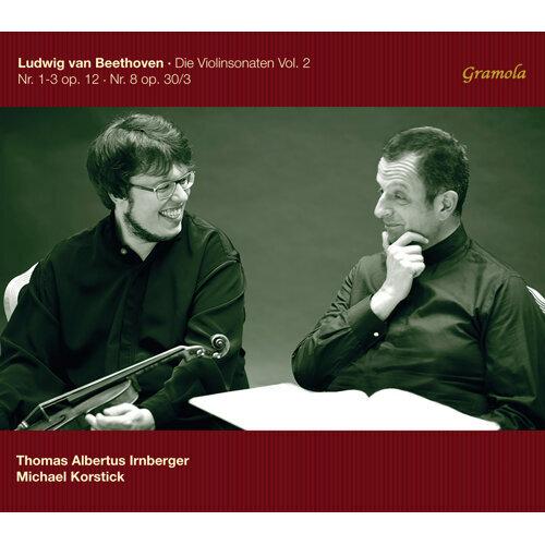 Beethoven: The Violin Sonatas, Vol. 2