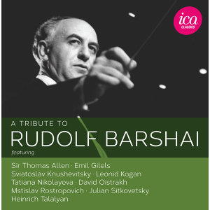 A Tribute to Rudolf Barshai