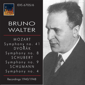 Mozart, Dvořák, Schubert & Schumann: Symphonies