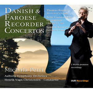 Danish & Faroese Recorder Concertos