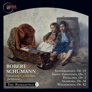 The Romantics, Vol, 22: Schumann Works for Piano