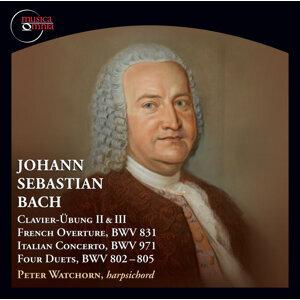 Bach: Clavier-Übung II & III
