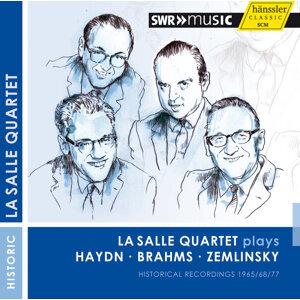 Haydn, Brahms & Zemlinsky: String Quartets