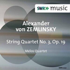 Zemlinsky: String Quartet No. 3, Op. 19