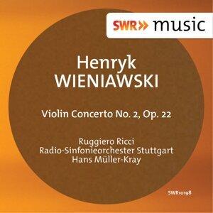 Wieniawski: Violin Concerto No. 2, Op. 22