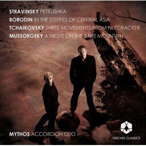 Stravinsky - Borodin - Tchaikovsky - Mussorgsky