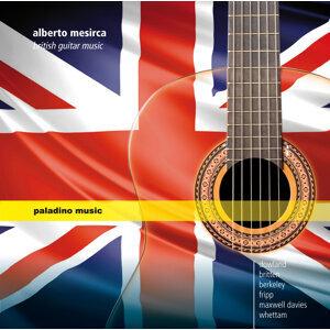 Alberto Mesirca: British Guitar Music