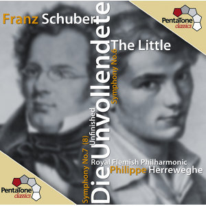 Schubert: Symphonies Nos. 6 & 7 (8)