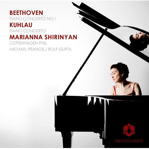 Beethoven: Piano Concerto No. 1 - Kuhlau: Piano Concerto