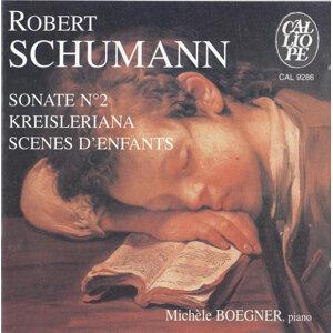 Robert Schumann: Michelle Boegner, piano