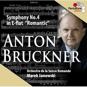 "Bruckner: Symphony No. 4 in E-Flat Major, WAB 104 ""Romantic"""