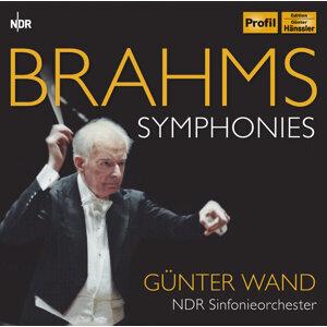 Brahms: Symphonies (Live)