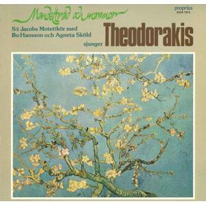 Sånger av Mikis Theodorakis i körarrangemang av Agneta Sköld