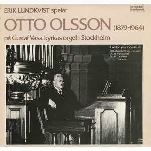 Otto Olsson: Organ Works