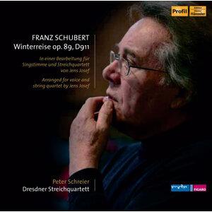 Schubert: Winterreise, Op. 89, D. 911 (Arr. J. Josef for Voice & String Quartet) [Audio Version]