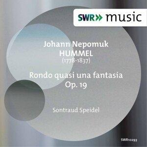 Rondo-Fantasie in E Major, Op. 19 - Single