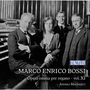 Bossi: Opera omnia per organo, Vol. 11