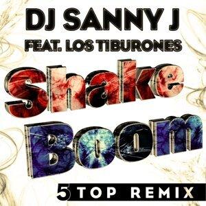 Shake Boom - Top Remix