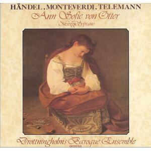 Handel, Monteverdi & Telemann: Arias