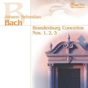 Johann Sebastian Bach: Brandenburg Concertos Nos. 1, 2 and 3