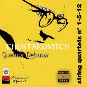 Chostakovitch : Quatuors à cordes No. 1, 5 & 12, vol.3