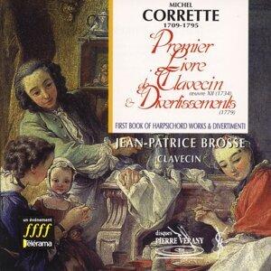 Corrette : Premier livre de clavecin, Op. 12 - Divertissements