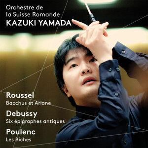 Roussel: Bacchus et Ariane - Debussy: 6 Épigraphes antiques - Poulenc: Les biches