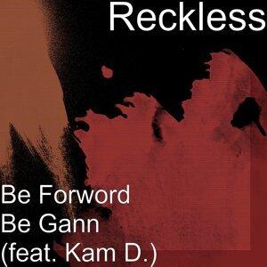 Be Forword Be Gann (feat. Kam D.)