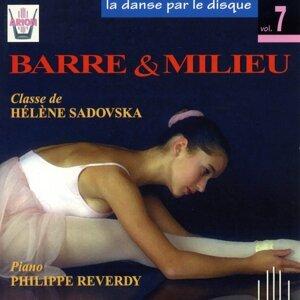 La danse par le disque, vol. 7 : Barre et Milieu, classe de H. Sadovska