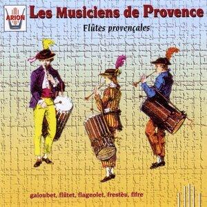 Les musiciens de Provence, vol.2 - Flûtes provençales