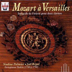 Mozart à Versailles : Intégrale de l'oeuvre pour deux claviers