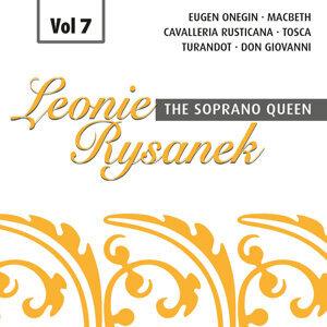 Leonie Rysanek, Vol. 7 (Recordings 1952-1955)