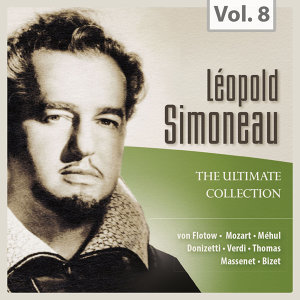 Léopold Simoneau: The Ultimate Collection, Vol. 8 (Recordings 1953-1959)