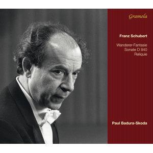 Schubert: Wanderer-fantasie & Piano Sonata No. 15