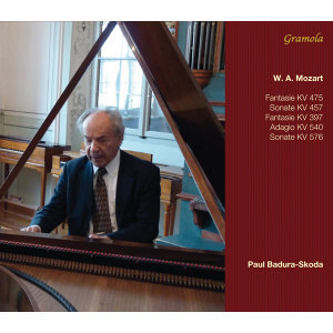 W.A. Mozart: Works for Piano