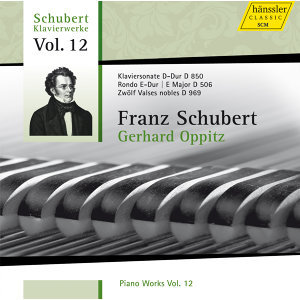 Schubert: Piano Works, Vol. 12