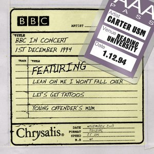 BBC in Concert (1 December 1994)