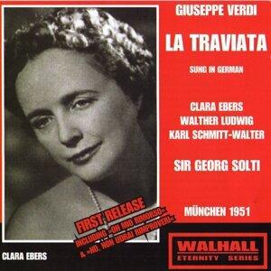 Verdi: La Traviata (Sung in German) (1951)