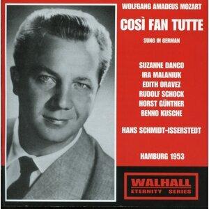 Mozart: Cosi fan tutte (Sung in German) (1953)