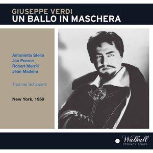 Verdi: Un ballo in maschera (1959)