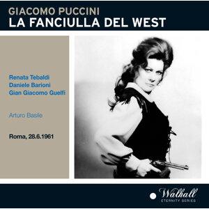 Puccini: La fanciulla del West (1961)