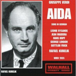 Verdi: Aida (Sung in German)