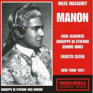 Massenet: Manon (1951)