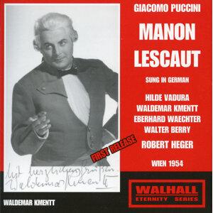 Puccini: Manon Lescaut (1954)